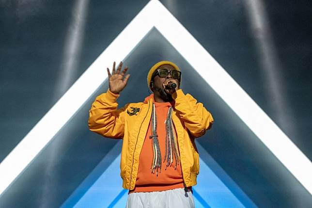 Will.i.am of Black Eyed Peas performs during KAABOO Texas at the AT&T Stadium on May 11, 2019 in Arlington, Texas.