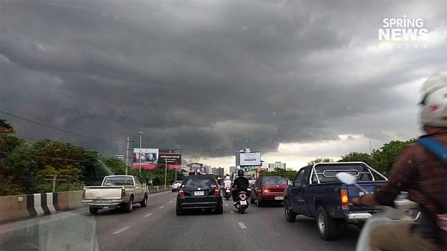 เตรียมรับมรสุม! อุตุฯ เผยทั่วทุกภาคของไทยยังเจอฝน