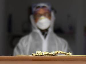 Angka Kematian Virus Corona di Italia Terus Menurun