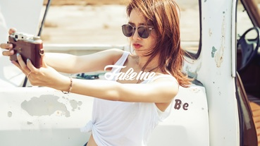 Fakeme 最新太陽眼鏡形象廣告隨熱浪釋出