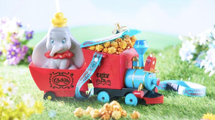 萌!達菲與好友限定版兔寶寶裝、香港限量小飛象爆米花都超想擁有