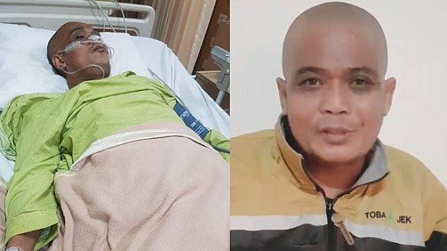 Komedian Bang Sapri dirawat di ICU.