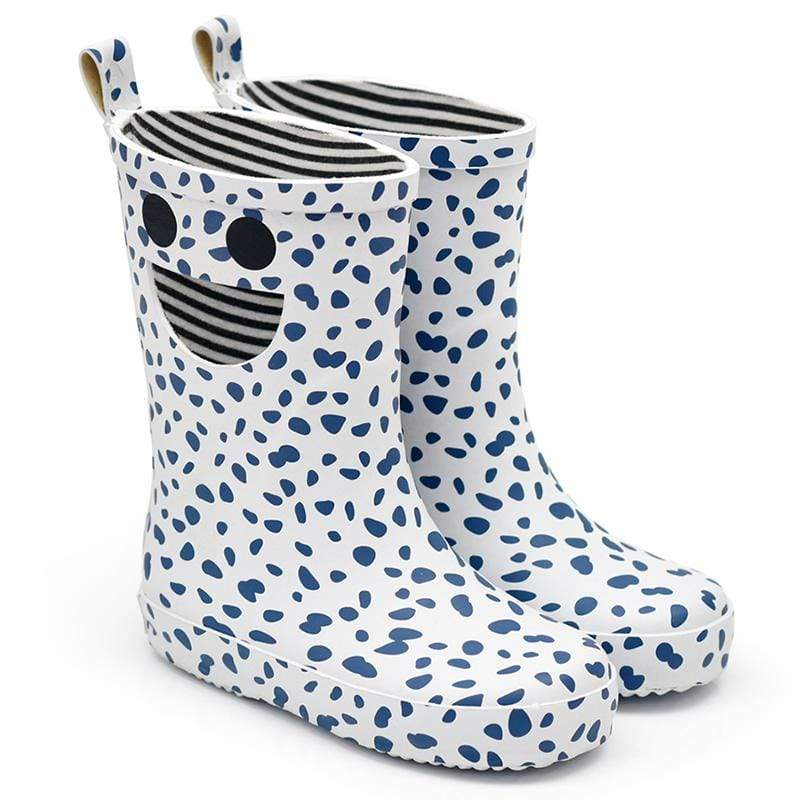 雨靴-我愛笑瞇瞇(大童/麥町藍) EUR 31 (20.7cm)
