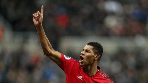 Rashford Ikat Janji Setia di Man United Hingga 2023