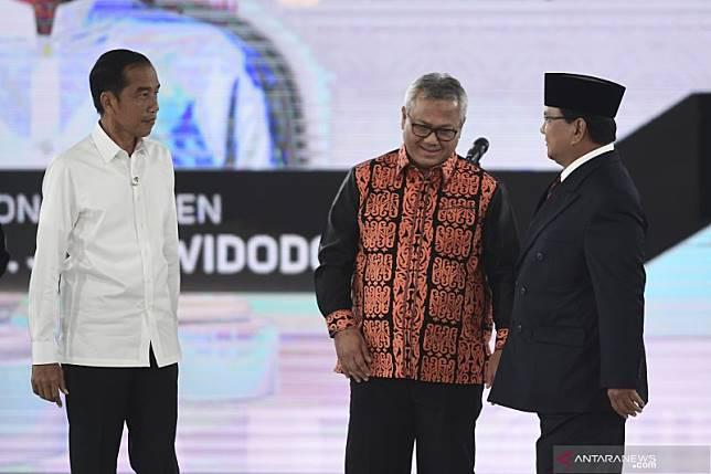 Gaya berbusana Jokowi dan Prabowo menurut konsultan fesyen