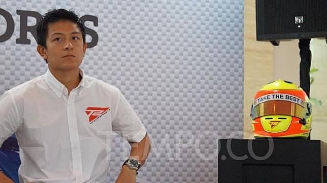 Rio Haryanto Kembali Balapan, Berpacu di Blancpain GT