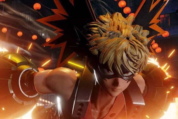 (Gamescom 2019) Katsuki Bakugou dan Majin Buu Hadir di Jump Force