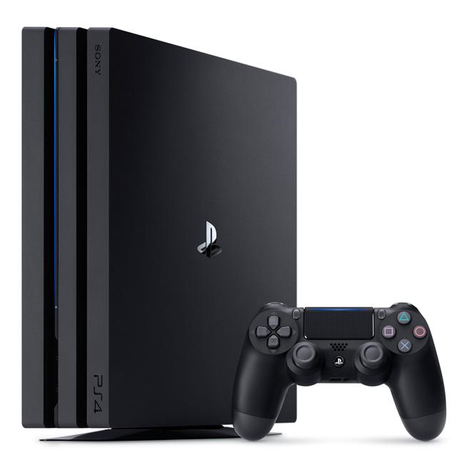 ■全新CUH-7200系列■硬體容量為1TB■支援 4K 超高解析度■PS4 遊戲均以1080p 解像度呈現■支援已發售及將會發售的所有PS4遊戲