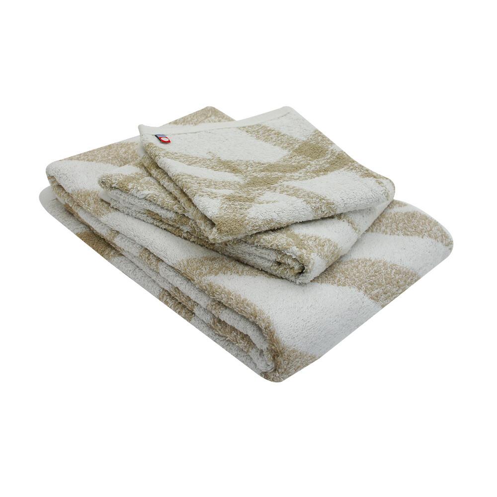 日本今治純天然有機棉無染色方毛浴巾3入禮盒組(絲帶款)MY2004MY4004MY6004