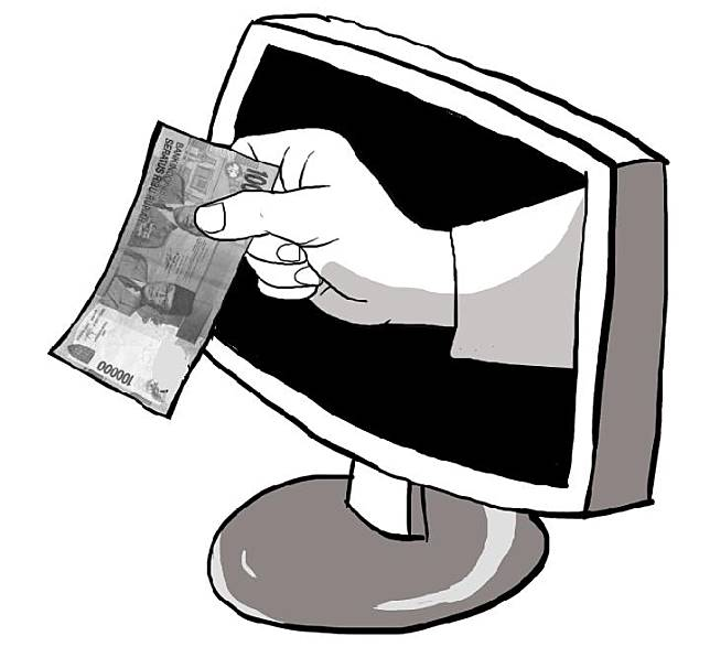 Ojk Ibaratkan Pinjaman Online Ilegal Seperti Monster
