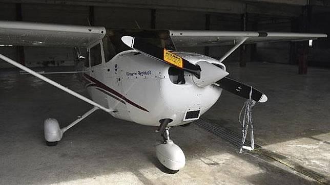 Ilustrasi pesawat Cessna. REUTERS