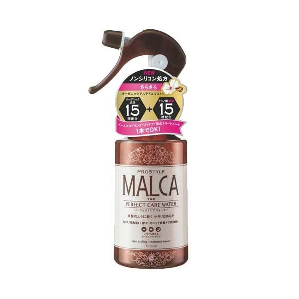 【KP】髮妝水 日本 Kracie PRO style malca 完美髮妝水 護髮保濕 防止靜電 修護受損髮質 280