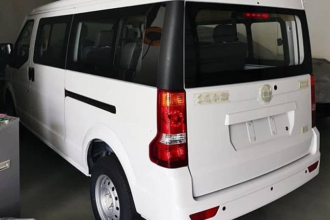 Minivan baru DFSK bocor di media sosial
