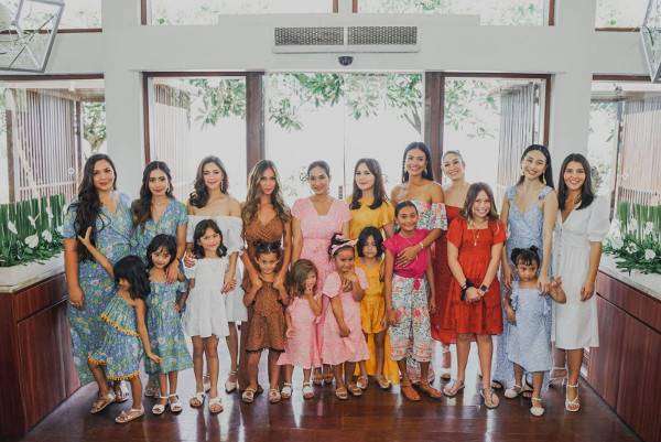 Paulina Katarina Luncurkan Brand Pakaian Anak Mini PK