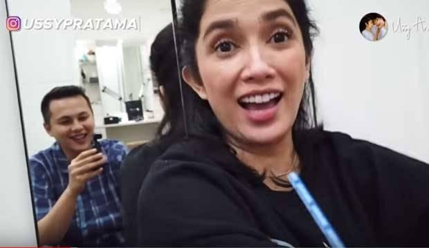 Ussy Positif Hamil Lagi, Ibu Mertua: Gara-gara Minum Jamu Macan Kerah