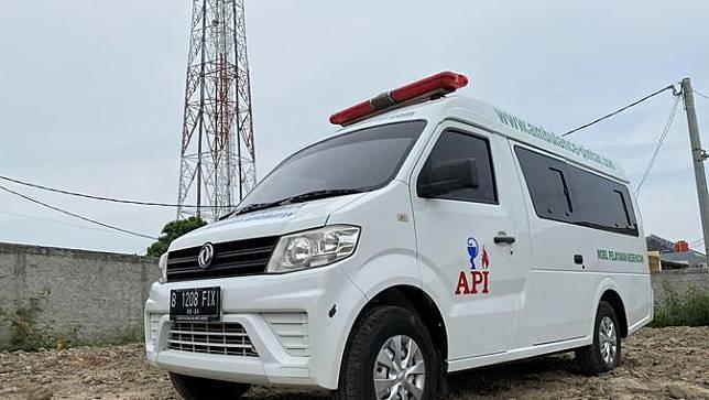 DFSK Tawarkan Ambulans Berbasis Super Cab (Ist)