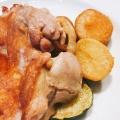 もも肉のロースト(サ・パ) - 実際訪問したユーザーが直接撮影して投稿した千駄ケ谷ベーカリーベーカリー&レストラン 沢村 新宿の写真のメニュー情報