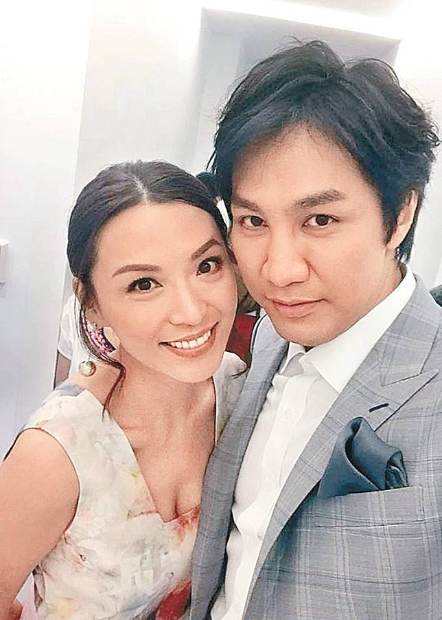 陳煒同男友陳國強同居試婚。