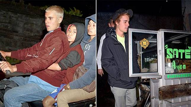 15 Foto Editan Justin Bieber yang Bikin Fans Ngakak