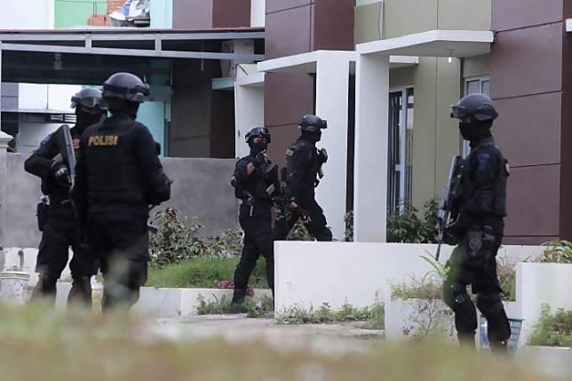 Terduga teroris Bandung berencana gagalkan pelantikan Jokowi