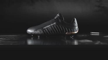 新聞分享 / Porsche Design Sport by adidas PDS X 足球鞋