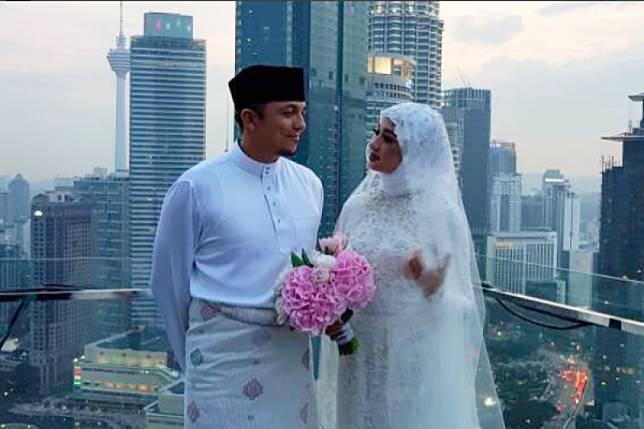 Media Malaysia kabarkan Laudya Cynthia Bella cerai dari Engku Emran