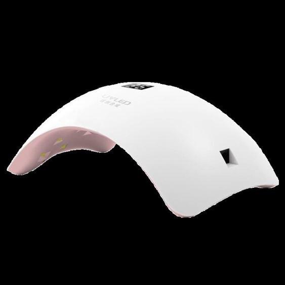美甲機鈺創合成光療機美甲燈SUN8感應速幹烤指甲光療燈烘乾機美甲器48w