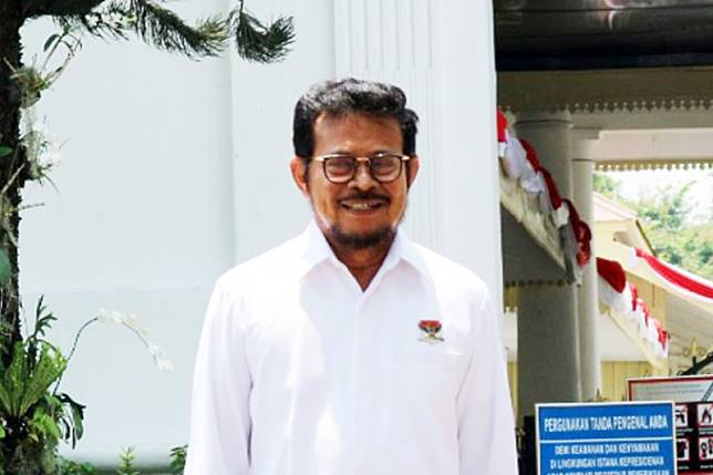 Ashabul Kahfi: SYL pantas jadi Menteri Pertanian