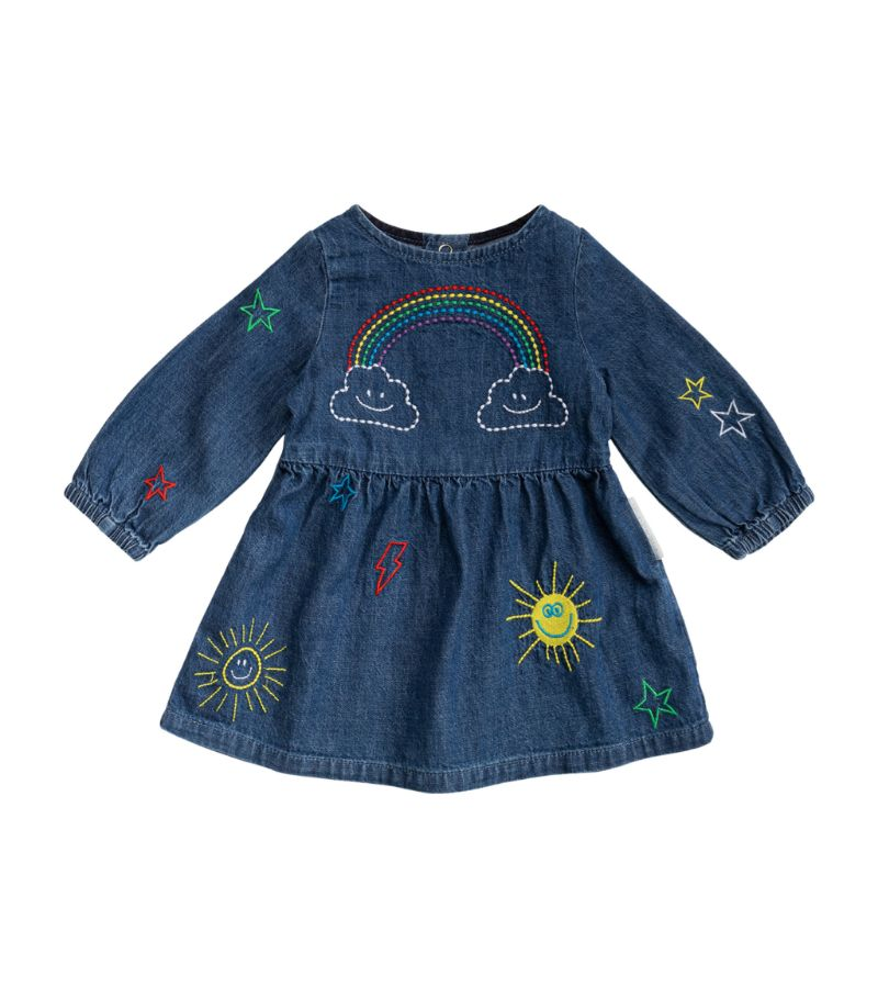 Britsh designer Stella McCartney Kids introduces this weather-inspired dress to her colourful collec