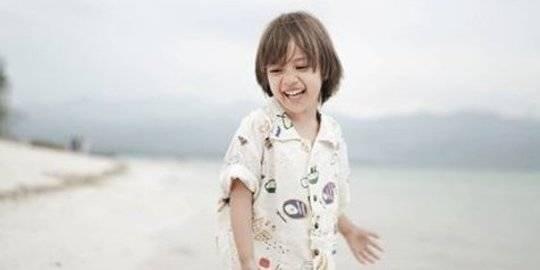 Anak artis berwajah tampan. ©2020 Merdeka.com/instagram.com