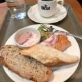 ジャーマンブランチ - 実際訪問したユーザーが直接撮影して投稿した新宿ビアホールBEER&CAFE BERGの写真のメニュー情報