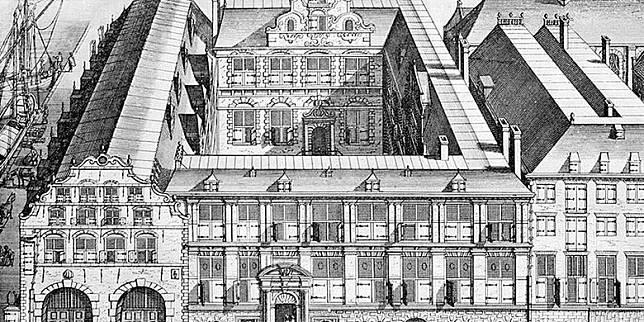 Amsterdam Monumenten - Oost-Indisch Huis (1606)