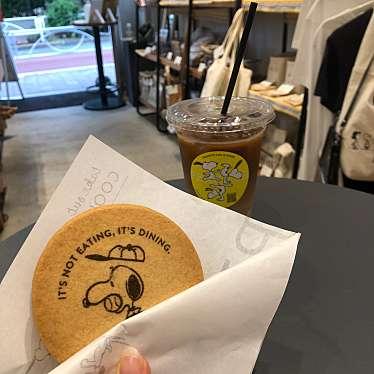 PEANUTS Cafeのundefinedに実際訪問訪問したユーザーunknownさんが新しく投稿した新着口コミの写真