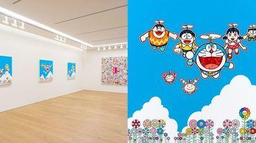 東京村上隆「超扁平哆啦A夢展」真的必看!曾宣布再也不於日本開個人展、卻破例大展經典聯名作品 機會難得快把握