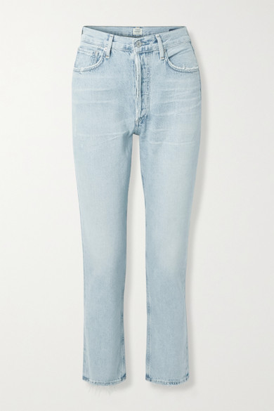 Citizens of Humanity's 'Charlotte' jeans are designed in a '90s-inspired silhouette with a flatterin