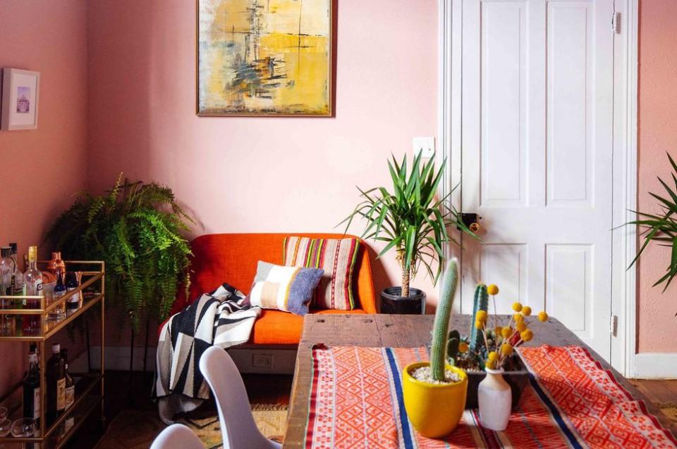 7 Warna Soft Untuk Dinding Yang Bisa