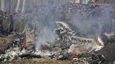 India Akui Tembak Helikopter Sendiri di Kashmir Februari Lalu
