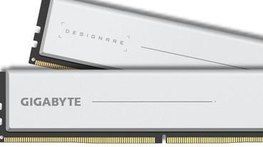 單條 DDR4-3200 32GB 插好插滿,GIGABYTE 推出 DESIGNARE Memory 64GB 雙通道套裝