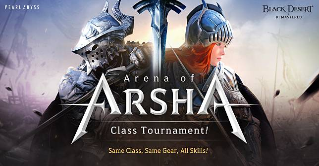 Registrasi Arena of Arsha 01