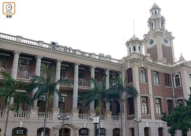 香港大學取消本月28日舉行的開學禮。