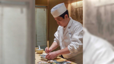 銀座高檔壽司料亭料理長即將來台 帶來正統江戶前壽司餐酒宴