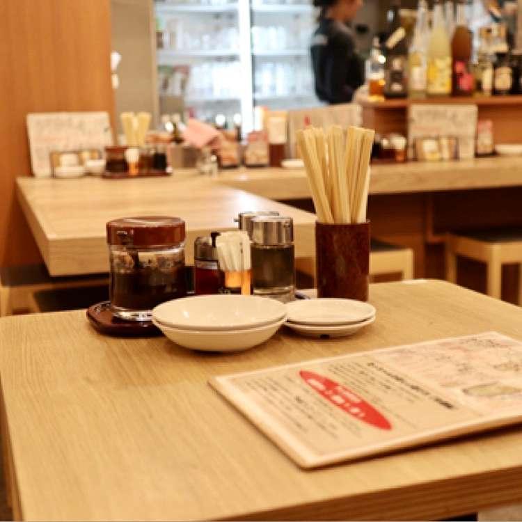 実際訪問したユーザーが直接撮影して投稿した西早稲田餃子餃子酒場 たっちゃん 西早稲田店の写真