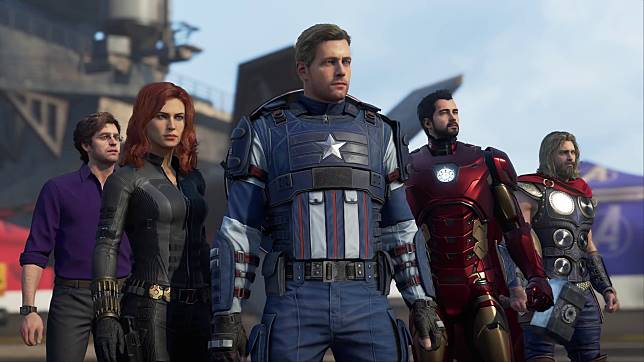 Marvel's Avengers Pamerkan Gameplay 05