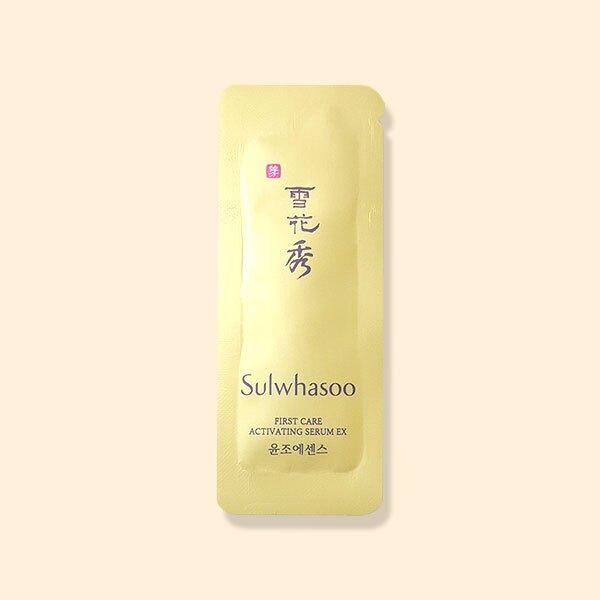 韓國 雪花秀 Sulwhasoo 潤燥精華 EX 1ml 試用包 潤燥 精華 EX【特價】異國精品