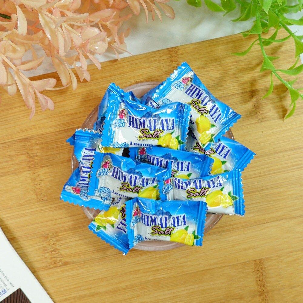 BF 薄荷玫瑰鹽檸檬糖 500g【2019102700015】(馬來西亞糖果)