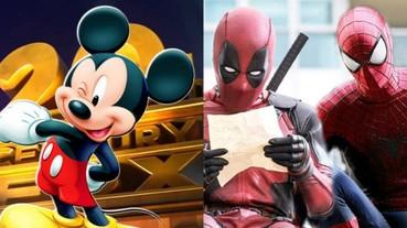 迪士尼正式達成收購二十世紀福斯 有望在 2019 上半年完成所有交易!