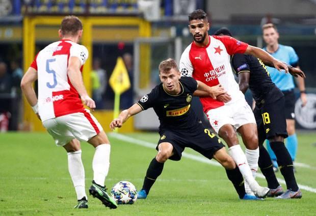 Gol di Injury Time Selamatkan Inter Milan dari Kekalahan