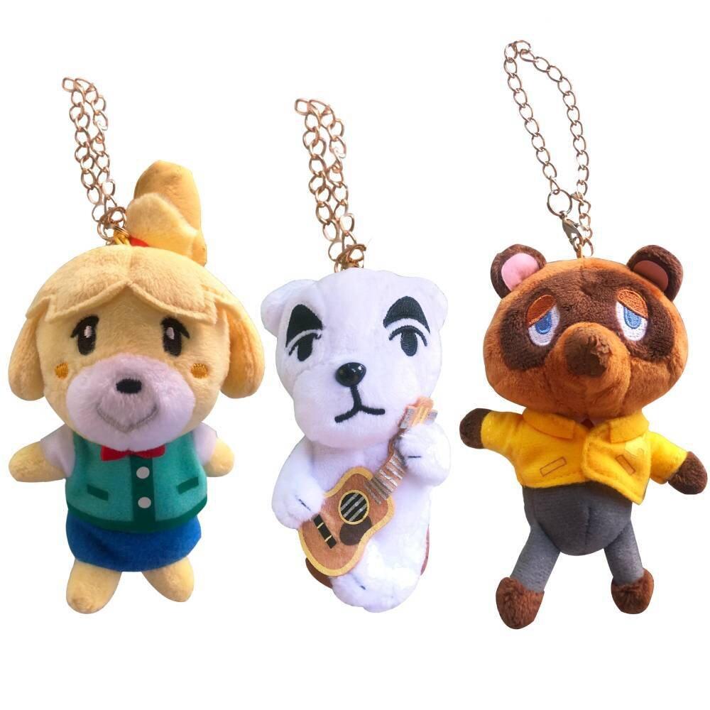 Nintendo Switch 集合啦!動物森友會系列玩偶