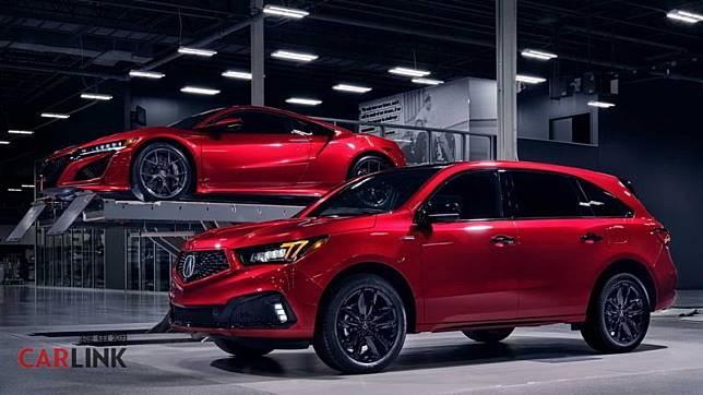限量 手工逸品 2020 Acura Mdx Pmc Edition 展前亮相