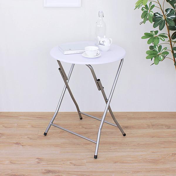 ◆鋼管管徑厚2.2公分,穩固耐用,收納方便、不佔空間n◆一桌多用途,適合辦公洽談、烤肉露營等場合使用